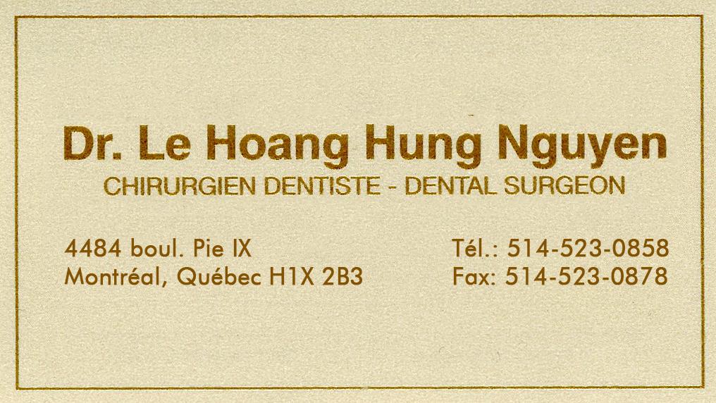 Dr Le Hoang Hung Nguyen – 1 Year