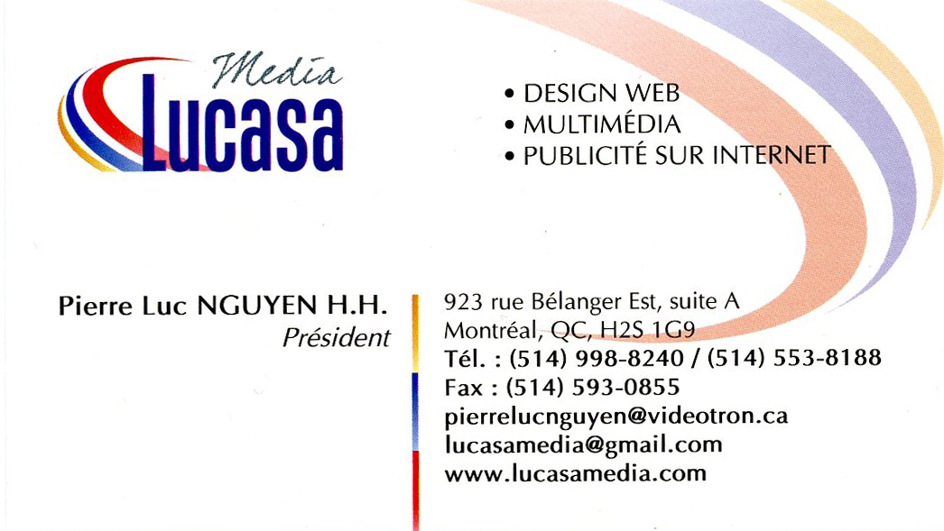 Lucasa Media After Post