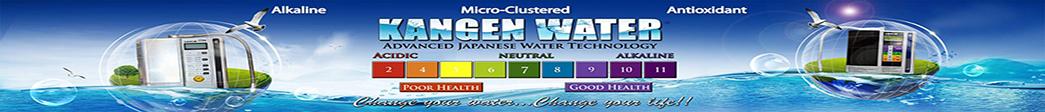 1 Year – Kangen Water