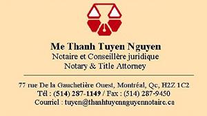 Me Nguyen Thanh Tuyen